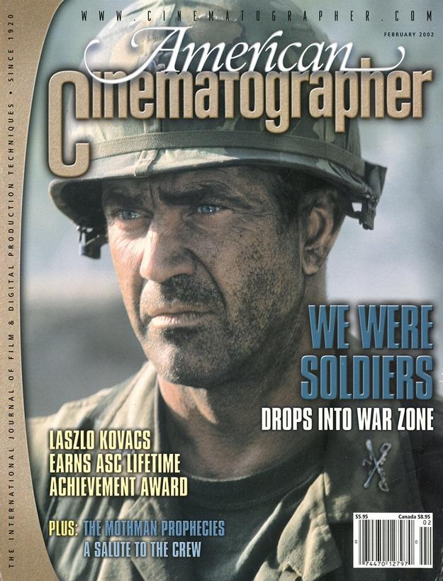 Nous étions soldats - American Cinematographer