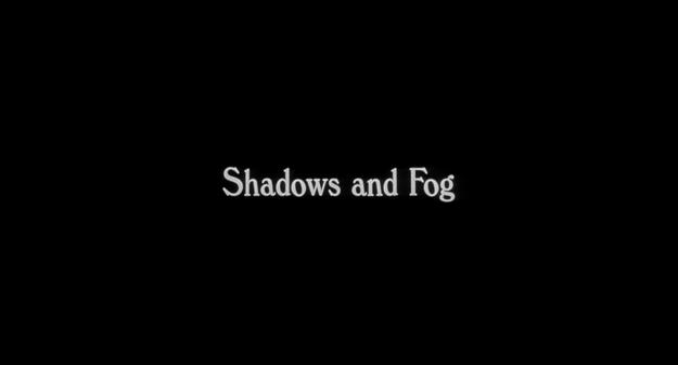 Ombres et brouillard - générique