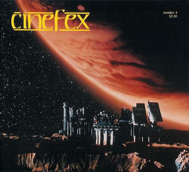 Outland - Cinefex