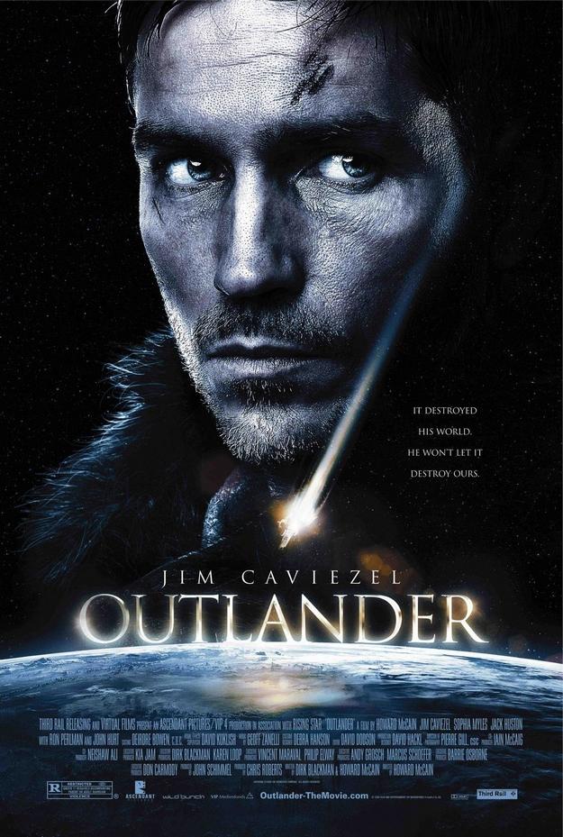 Outlander le dernier Viking - affiche