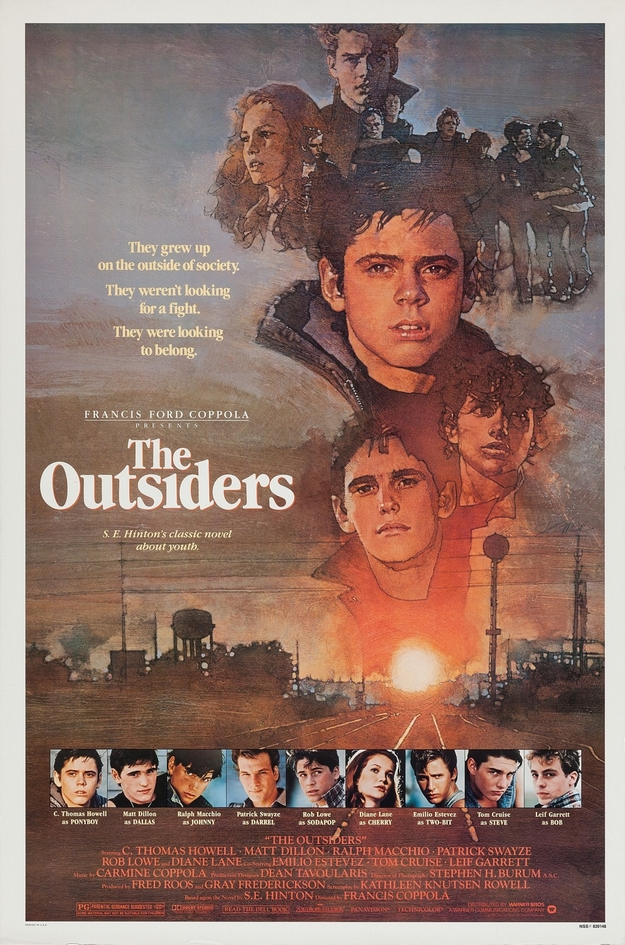 Outsiders - affiche