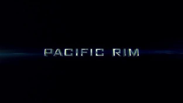 Pacific Rim - générique