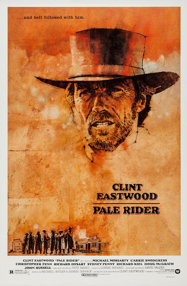 Pale Rider - affiche