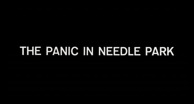 Panique à Needle Park - générique
