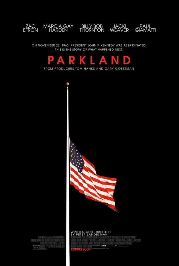 Parkland - affiche