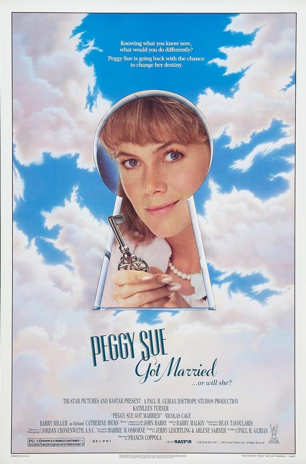 Peggy Sue s'est mariée - affiche