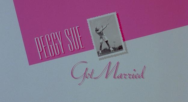 Peggy Sue s'est mariée - générique
