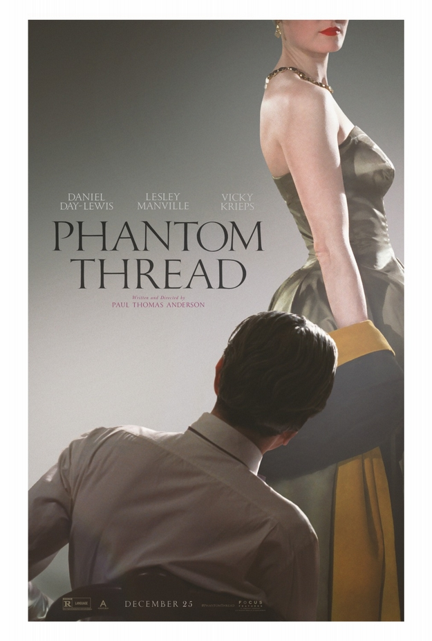 Phantom Thread - affiche