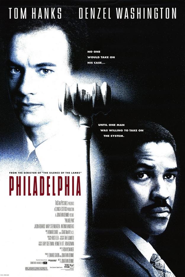 Philadelphia - affiche