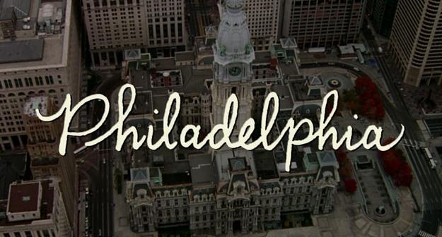 Philadelphia - générique