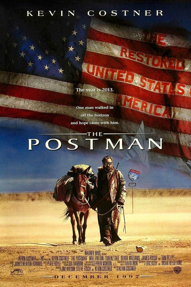 Postman - affiche