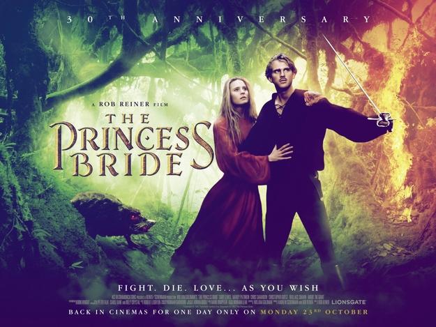 Princess Bride - affiche