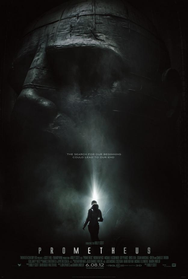 Prometheus - affiche