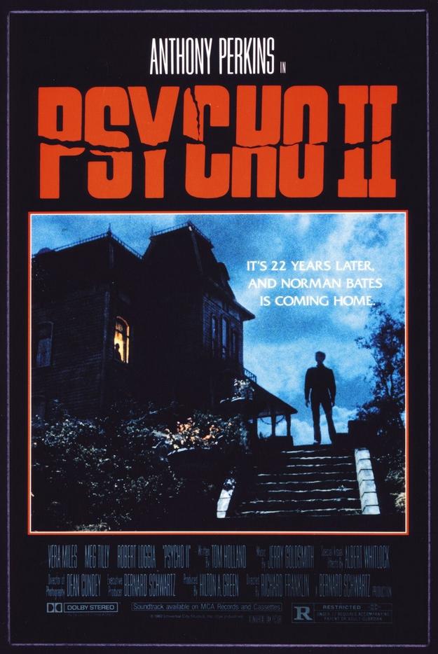 Psychose 2 - affiche