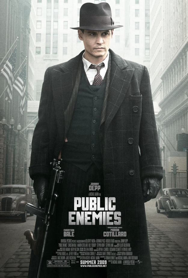 Public Enemies - affiche