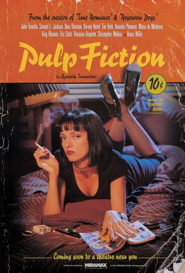 Pulp Fiction - affiche