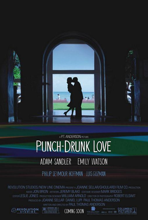 Punch Drunk Love - affiche