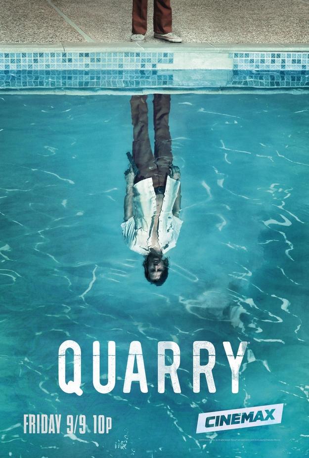 Quarry - affiche