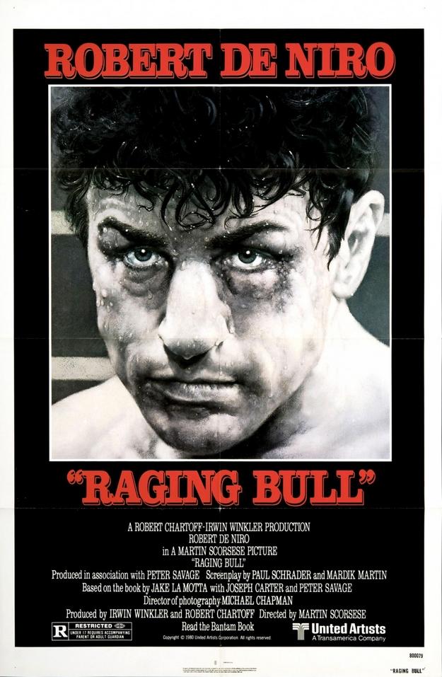 Raging Bull - affiche