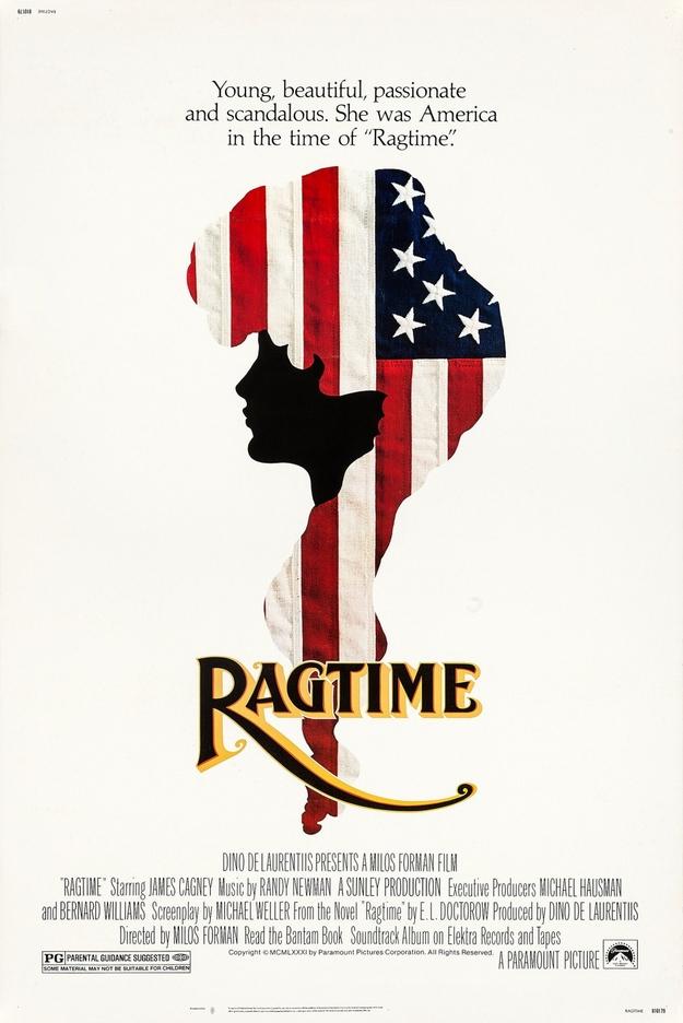 Ragtime - affiche
