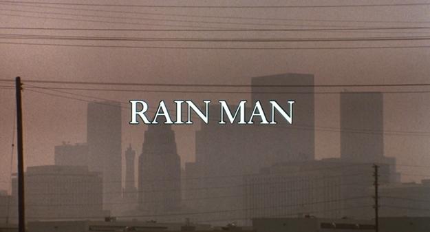 Rain Man - générique