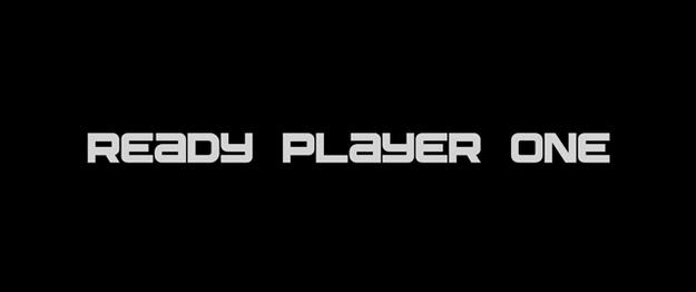 Ready Player One - générique
