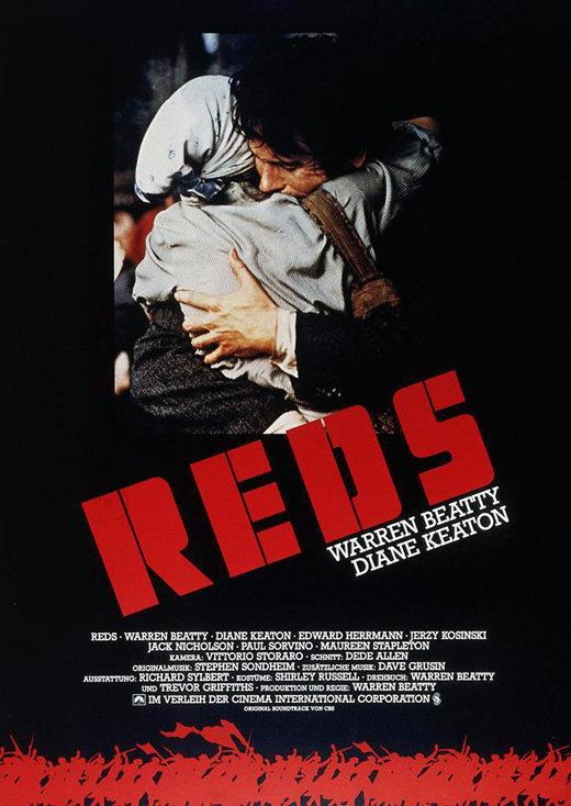 Reds - affiche