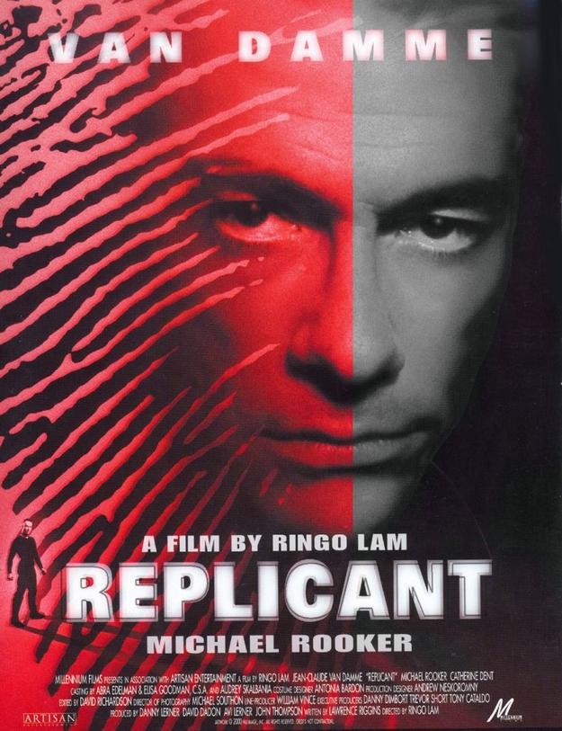 Replicant - affiche