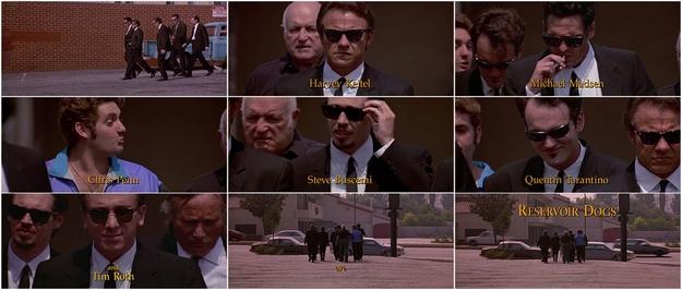 Reservoir Dogs - générique