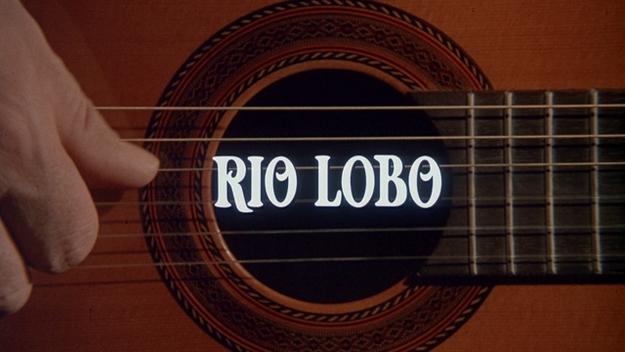 Rio Lobo - générique