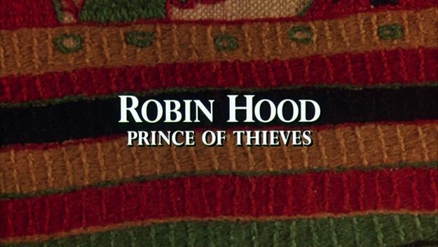 Robin des bois prince des voleurs - générique