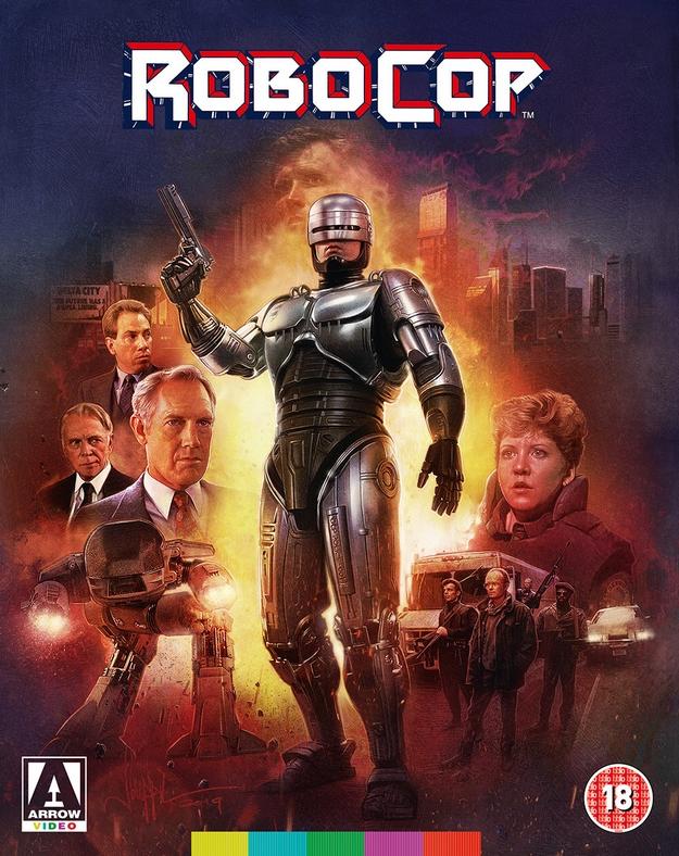 RoboCop - Arrow Video