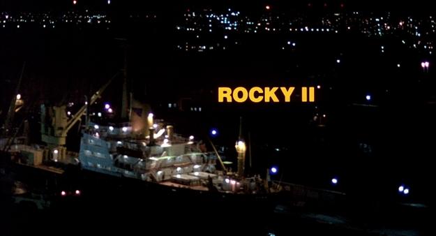 Rocky 2 - générique