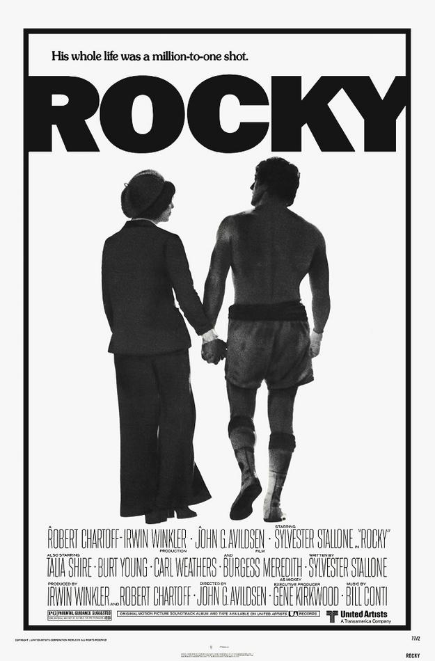 Rocky - affiche