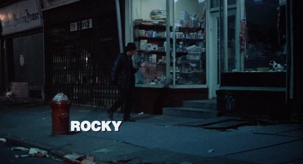 Rocky - générique