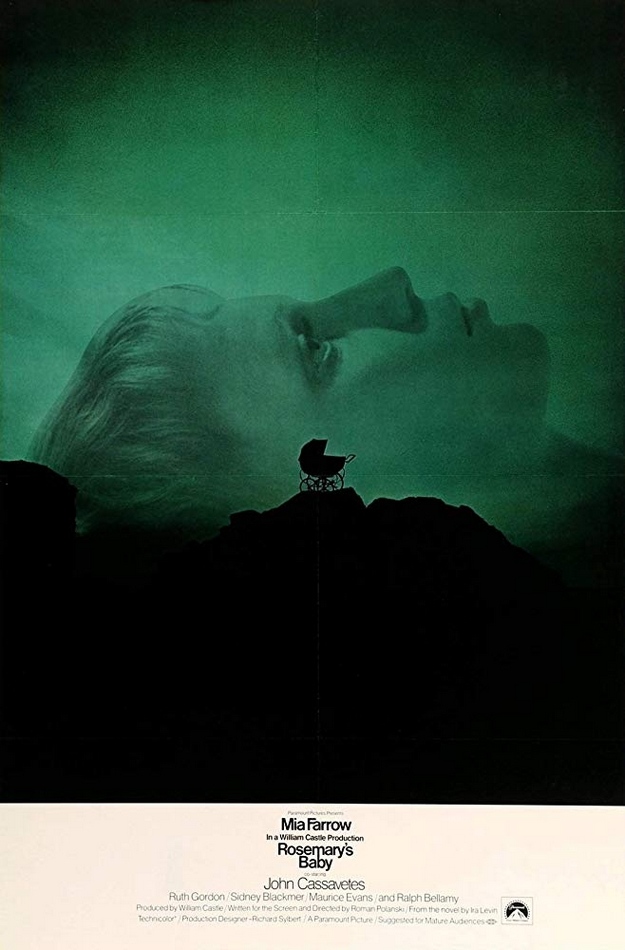 Rosemary's Baby - affiche