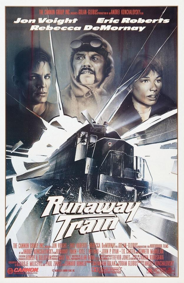 Runaway Train - affiche