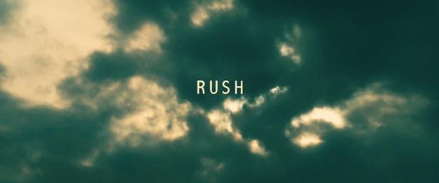 Rush - générique