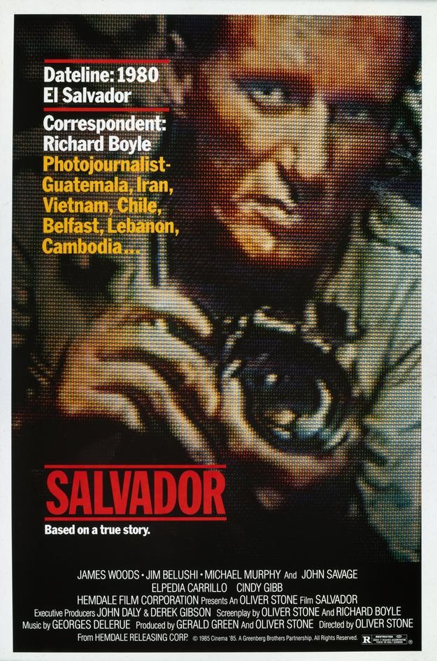 Salvador - affiche