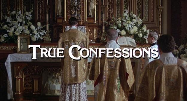 Sanglantes confessions - générique