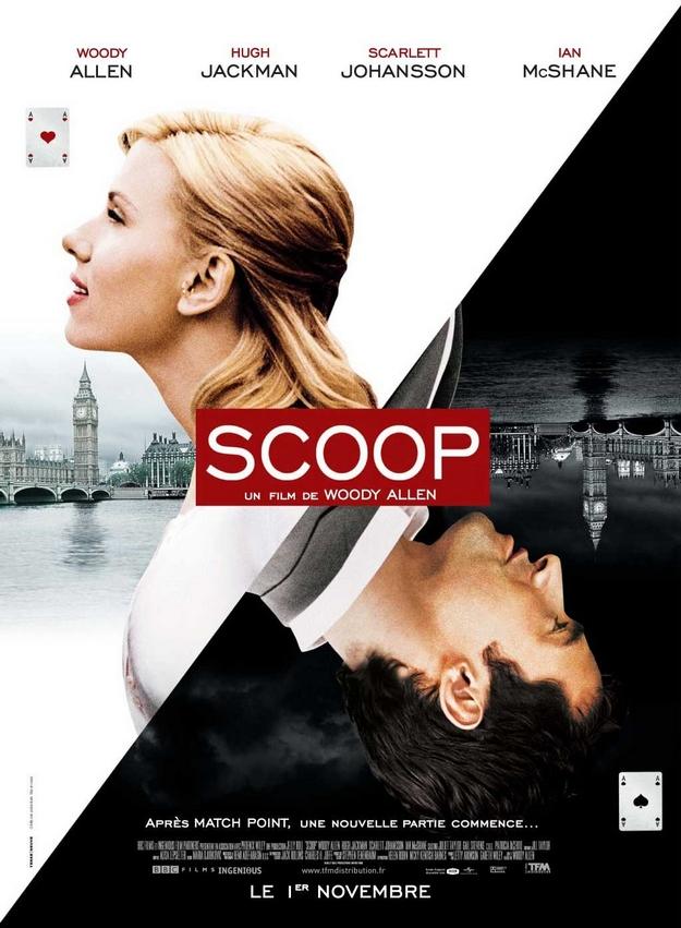 Scoop - affiche française