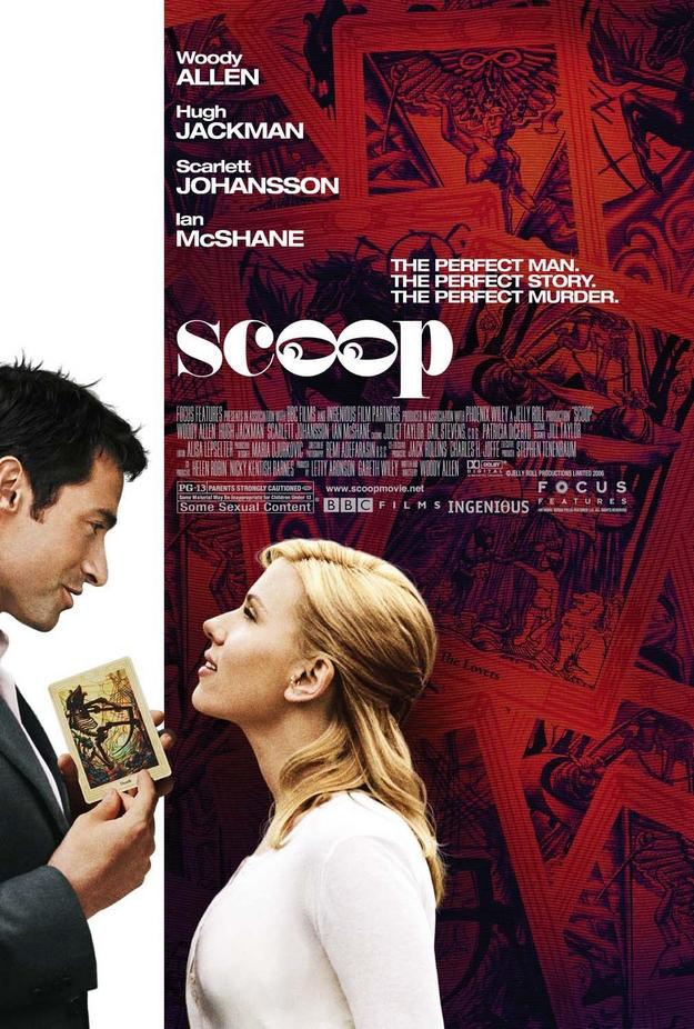 Scoop - affiche