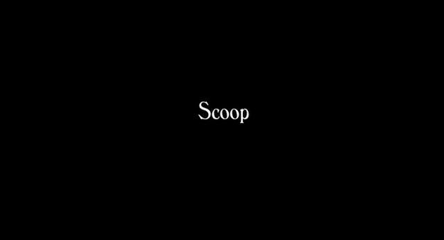 Scoop - générique