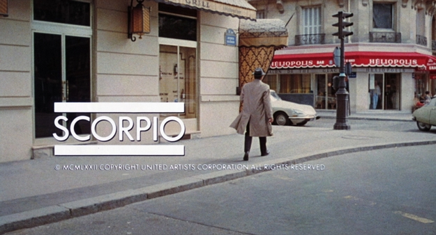 Scorpio - générique