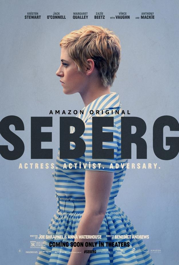 Seberg - affiche