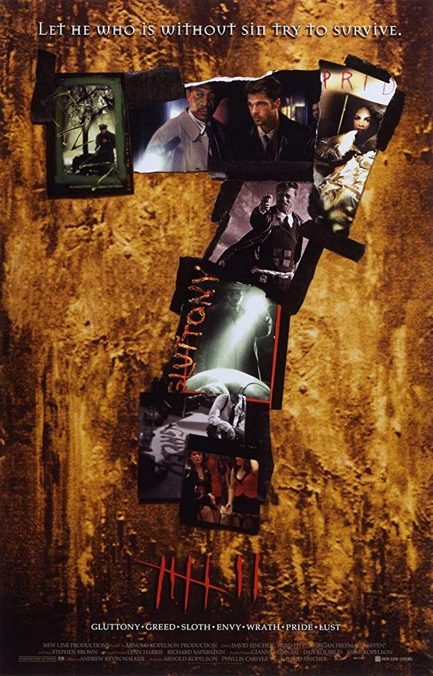 Seven - affiche