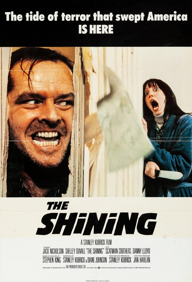 Shining - affiche