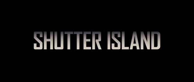 Shutter Island - générique