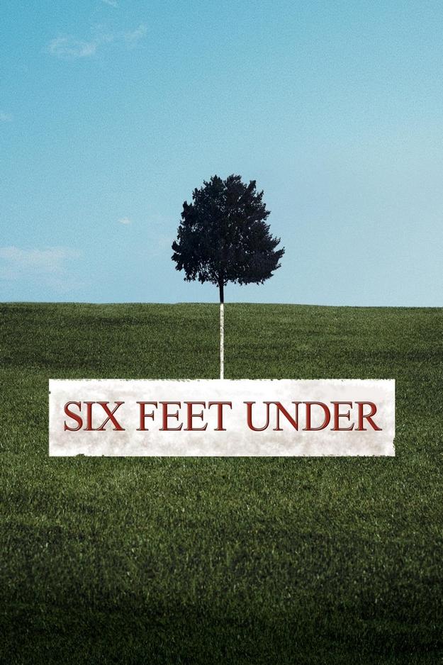 Six Feet Under - affiche