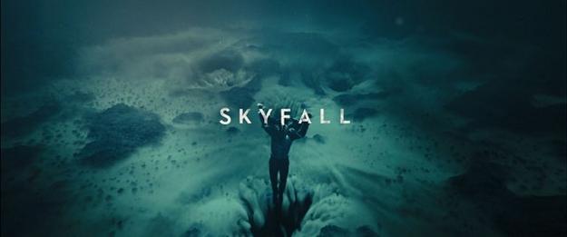 Skyfall - générique
